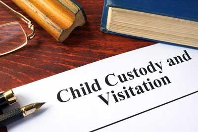 Maryland Child Custody and Visitation